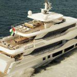 Судостроитель Gulf Craft спустил на воду супер-яхту Majesty-120